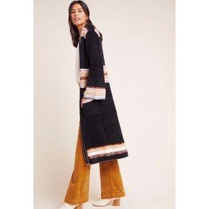 Anthropologie Walden Knit Kimono Duster Cardigan